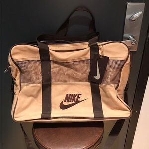 Vintage Nike bag
